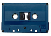 Music audio tape vintage — Photo