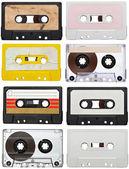 Annata di nastro audio musica — Foto Stock