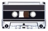Vintage de bande sonore de musique — Photo