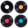 Vynil vinyl record play music vintage — Photo