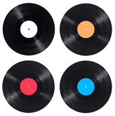 Vynil vinyl record play music vintage — Stock Photo