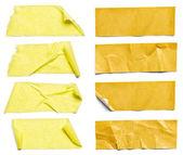 Adhesive tape — Stock Photo
