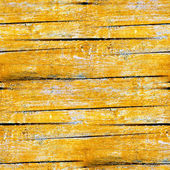 Yellow seamless texture of old wood planks — Stock Photo