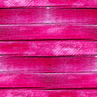 Seamless texture of wood planks in pink paint background — Foto Stock