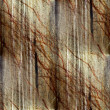 Stock Photo: Abstract brown background aged damaged border construction