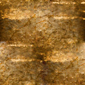 Seamless brown wall texture with cracks — Stock Photo