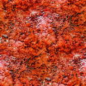 Abstract seamless texture of stone red wall — Stock Photo