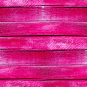 Seamless texture of wood planks in pink paint background — Stock Photo