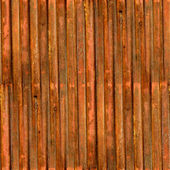 Seamless band texture iron rust brown background wallpaper — Stock Photo