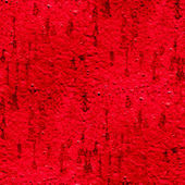 Red abstract texture with stains of blood — Stock Photo