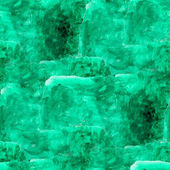 Seamless texture color watercolour abstract green — Stock Photo