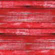 Seamless texture of red wooden fence — Stock Photo #15787753