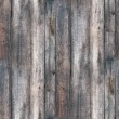 Seamless texture fence old wood with cracks — Stock Photo #15789225