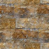 New design of modern brown seamless wall decorative granite back — Stock Photo