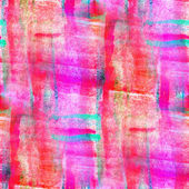 Watercolor art pink red seamless abstract texture hand painted b — Stock Photo