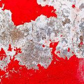 Fundo de grunge vermelho de textura de parede — Foto Stock