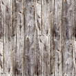 Seamless old gray fence boards wood texture — Stock Photo #15794813