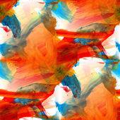 Smidig konsistens färgstark akvarell bakgrunden — Stockfoto