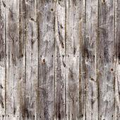 Sans couture vieux gris panneaux bois texture de clôture — Photo