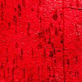 血液の汚れと赤い悪魔の抽象的なテクスチャ — ストック写真