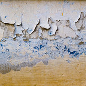 Wall with cracks texture — Stock Photo