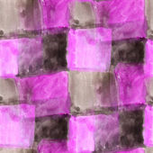 Abstract watercolor purple, black seamless texture hand painted — ストック写真