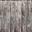Stock Photo: Old gray fence boards wood texture