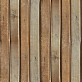 Seamless texture of old wood boards background — Stock Photo