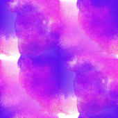 Seamless isolated spot texture purple watercolor — Stock Photo