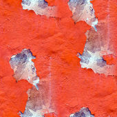 Seamless red grunge wall background — Stock Photo
