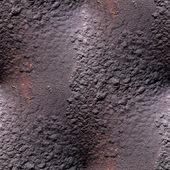 Wall seamless texture metal iron grungy — Stock Photo