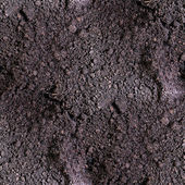 Dirt seamless texture soil land texture terra background — Stock Photo