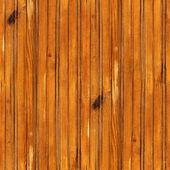 Bezszwowe tekstura żółte lakierowane starych desek tło — Zdjęcie stockowe