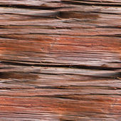 Seamless brown wood texture old background — Stock Photo