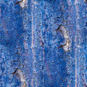 Tekstura zardzewiały niebieski kolor surowca — Zdjęcie stockowe