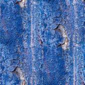 Bezešvá textura rezavě modré barevné hrubý — Stock fotografie