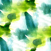 Abstract watercolor seamless texture hand painted background — Stock Photo