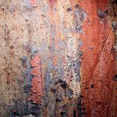 Abstract Grunge Texturen mit Rissen in Farbe — Stockfoto