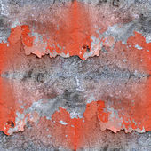Red seamless texture of old stone wall — Stock Photo