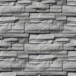 Granite decorative brick wall seamless background texture — Stock Photo #15851625