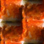 Bezszwowe sztuki makro tekstura brązowy akwarele z pędzlem — Zdjęcie stockowe