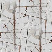 Pavement stone tile road seamless texture background — Stock Photo