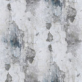 Seamless wallpaper stone old gray texture wall with crack backgr — Stock Photo