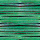 Green seamless grunge texture of old iron shutters ventilation — Stock Photo