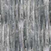 Fence seamless texture old wood with cracks — Stock Photo