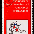 Stock Photo: CUB- CIRC1972: Stamp printed by CUBA, shows Bare Hill Inte