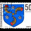 CZECHOSLOVAKIA - CIRCA 1969: A Stamp printed in CZECHOSLOVAKIA, — Stock Photo