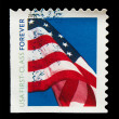 UNITED STATES OF AMERICA - CIRCA 2011: A stamp printed in USA, s - Stock Photo