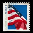 UNITED STATES OF AMERICA - CIRCA 2011: A stamp printed in USA, s — Stock Photo