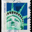 Royalty-Free Stock Photo: UNITED STATES OF AMERICA - CIRCA 2011: A stamp printed in USA, s